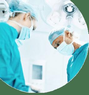 Especialista en quirófano y esterilización