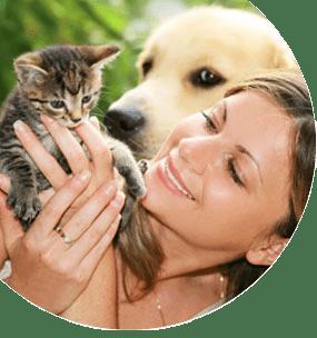 Flores de Bach aplicadas a los animales