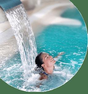 Hidroterapia e hidrología