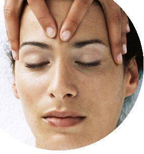Reflexología facial y de manos