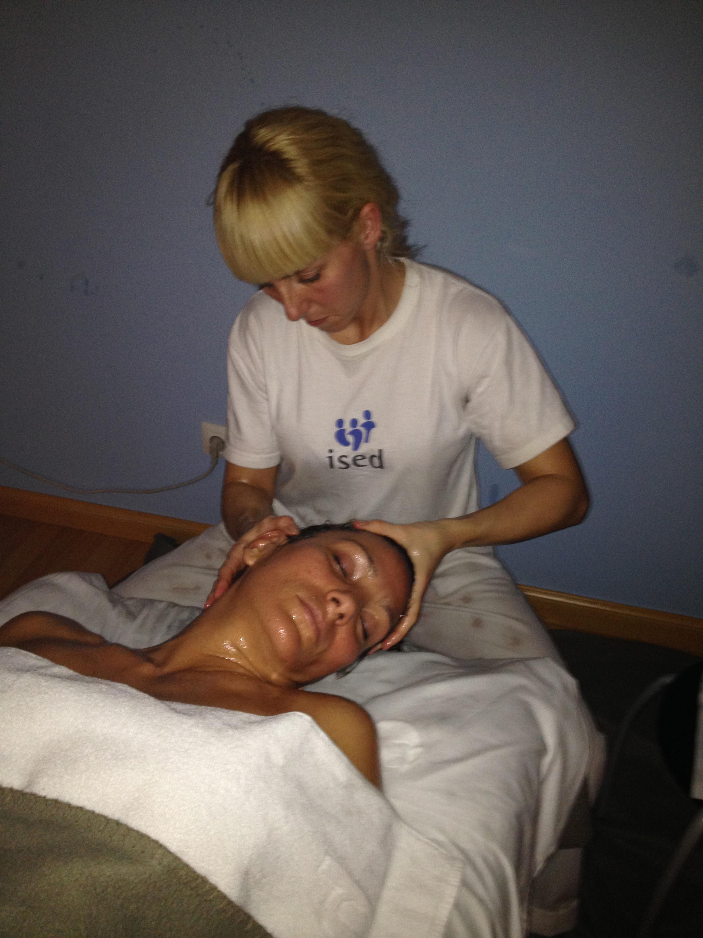 sexo de masaje belleza