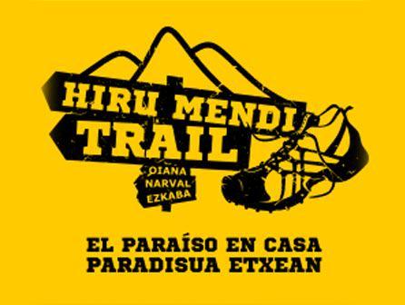 ISED Pamplona asiste a los corredores de la I Hiru Mendi Trail