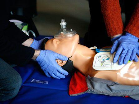 Curso de técnico en emergencias sanitarias
