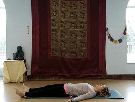 Curso de monitor Yoga