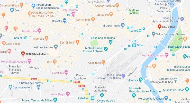 ised-Bilbao-direccion-mapa